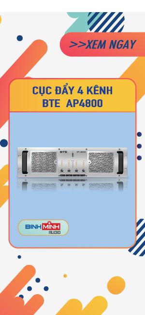 BTE AP4800