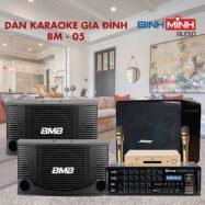 Dàn Karaoke Gia Đình BM 05
