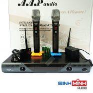 Micro Không Dây AAP audio K-88