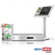 Đầu Karaoke VietKTV HD Plus 3TB + Màn hình cảm ứng 21 inch