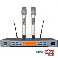 Micro Không Dây AAP audio M-8