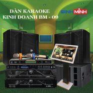Dàn Karaoke Kinh Doanh BM 09