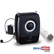 Loa trợ giảng không dây 2 người dùng Shidu SD-S92