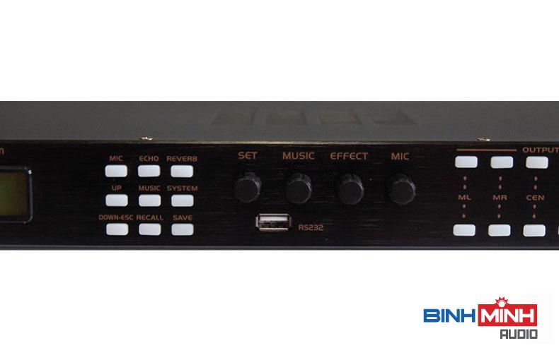 Núm điều chỉnh Vang Số JK Audio K3000