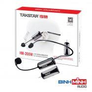 Micro không dây đeo tai TakStar HM 200W