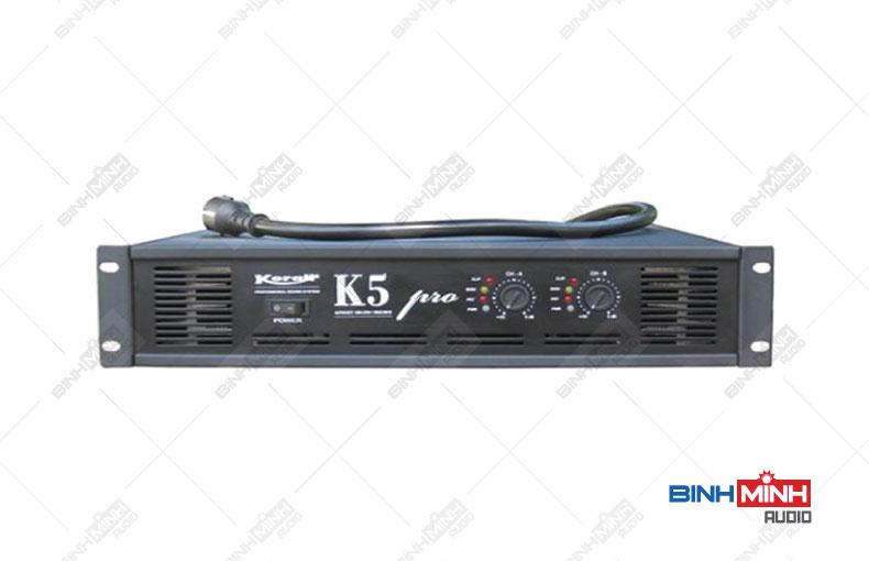 ục đẩy công suất K5 Pro