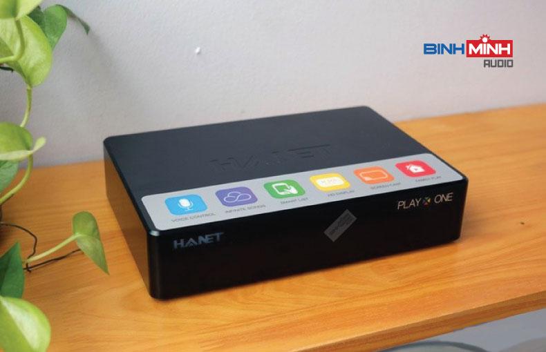 Đầu Hanet karaoke PlayX one 1Tb