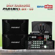 Dàn Karaoke Paramax BM 03