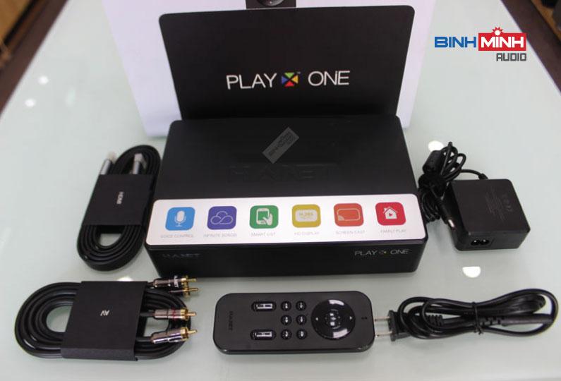 Thông số kỹ thuật đầu Karaoke Hanet PlayX One 2TB