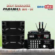 Dàn Karaoke Paramax BM 01