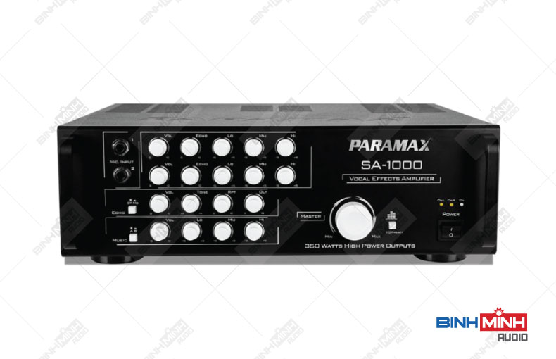 Amply Paramax SA1000
