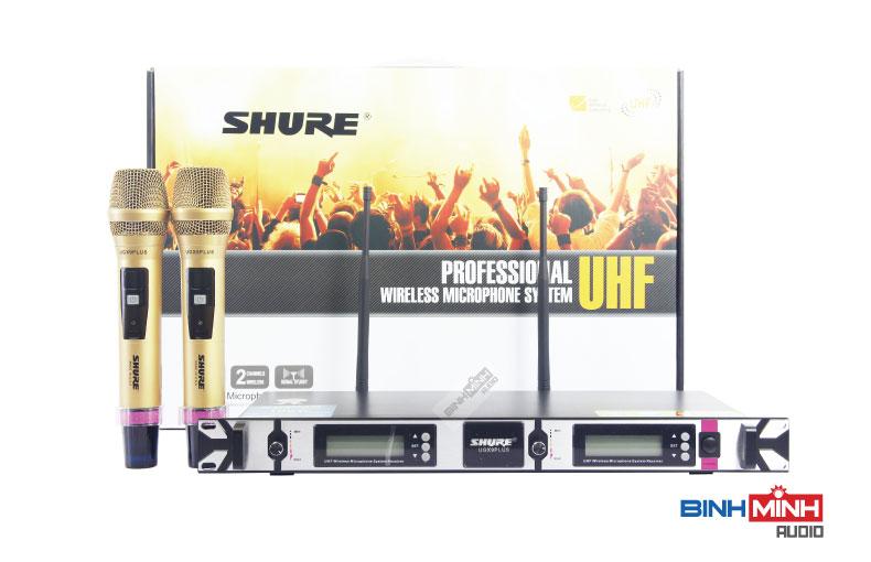 Micro Shure UGX9 PLUS