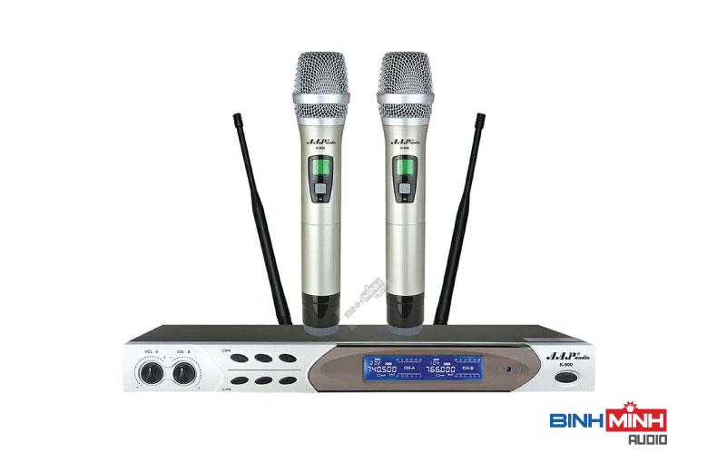 Micro karaoke khong day AAP M5