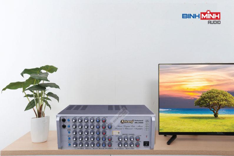 Amply Karaoke Arirang SPA- 2400A