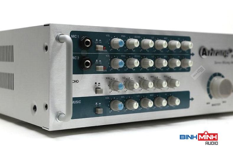 Núm điều chỉnh Amply Arirang PA - 203XG