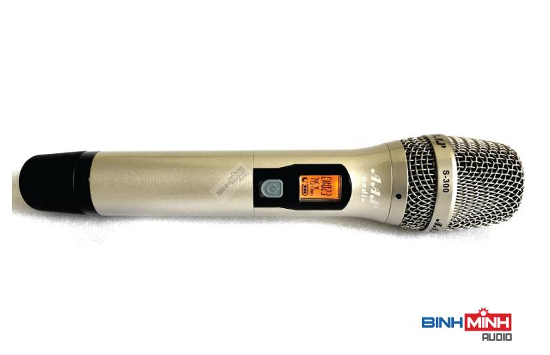 Tay mic AAP S300