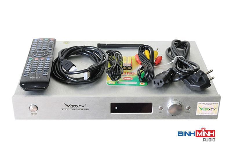 Đầu Karaoke VietKTV HD Plus 2TB