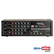 Amply Jarguar Suhyoung Pro 468B