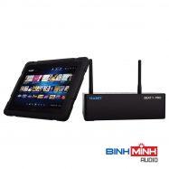Đầu karaoke Hanet Beat X Pro 4TB + Máy tính bảng Smartlist