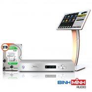 Đầu Karaoke ViệtKTV HD Plus 3TB + Màn hình cảm ứng 22inch