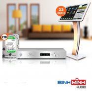 Đầu Karaoke Việt KTV HD Plus 2TB + Màn hình  22inch