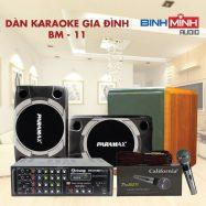 Dàn Karaoke Gia Đình BM 11