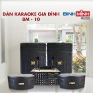 Dàn Karaoke Gia Đình BM 10