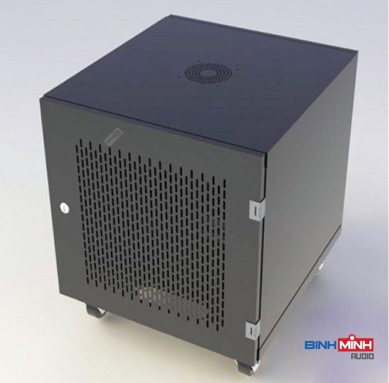 Tủ rack âm thanh 10U D600