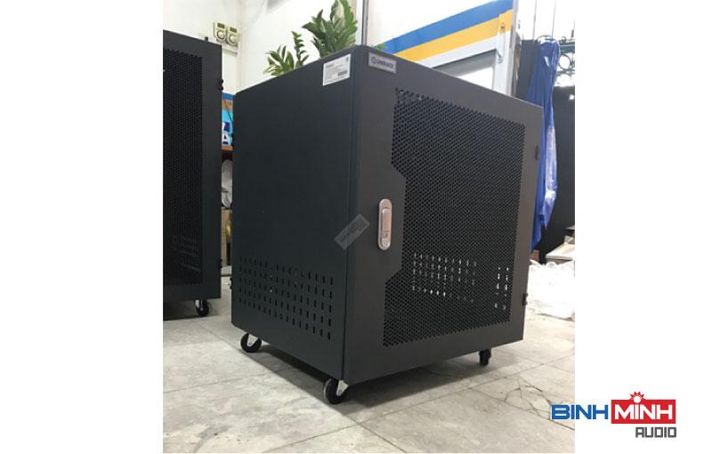 Tủ sắt âm thanh 10U D600