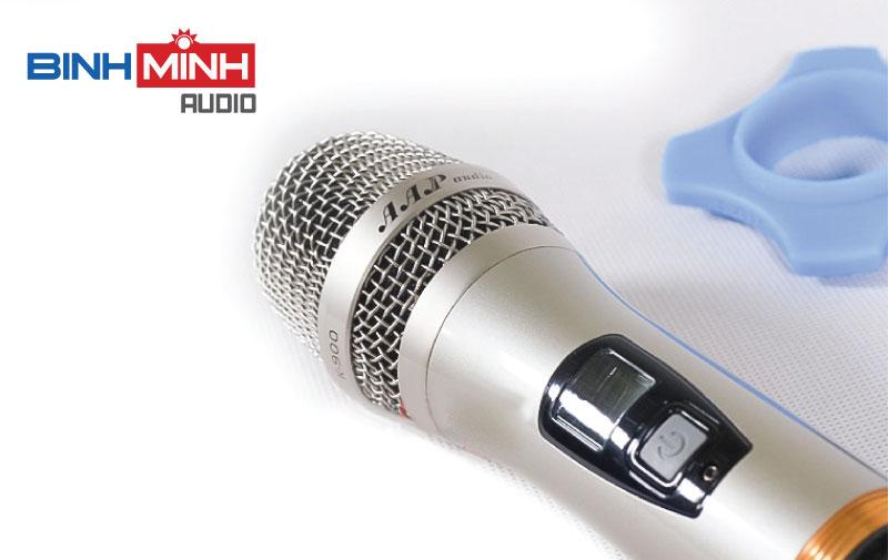 Micro karaoke không dây AAP K900