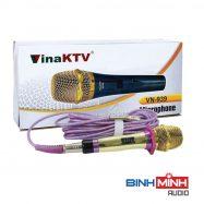 Micro có dây VinaKTV VN 939