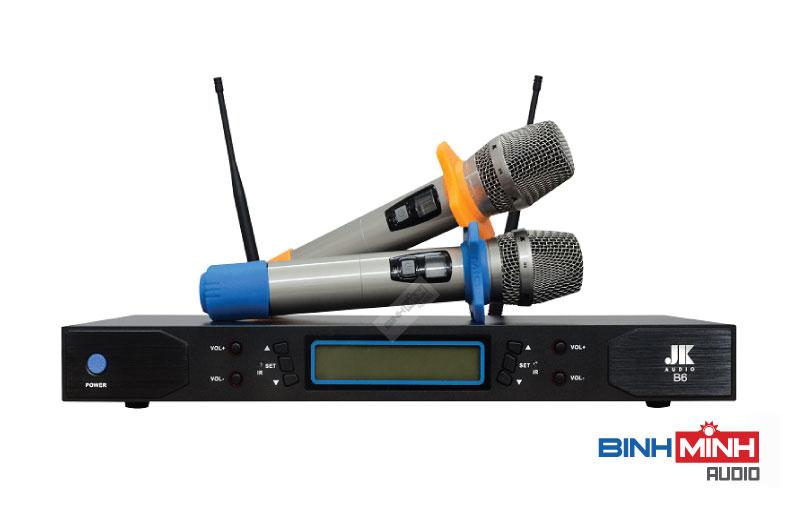 Micro JK Audio B6