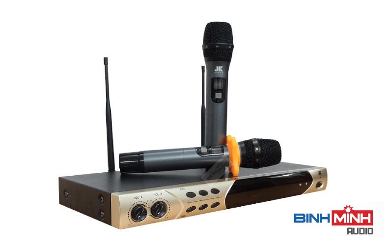 Micro khong day JK Audio B3