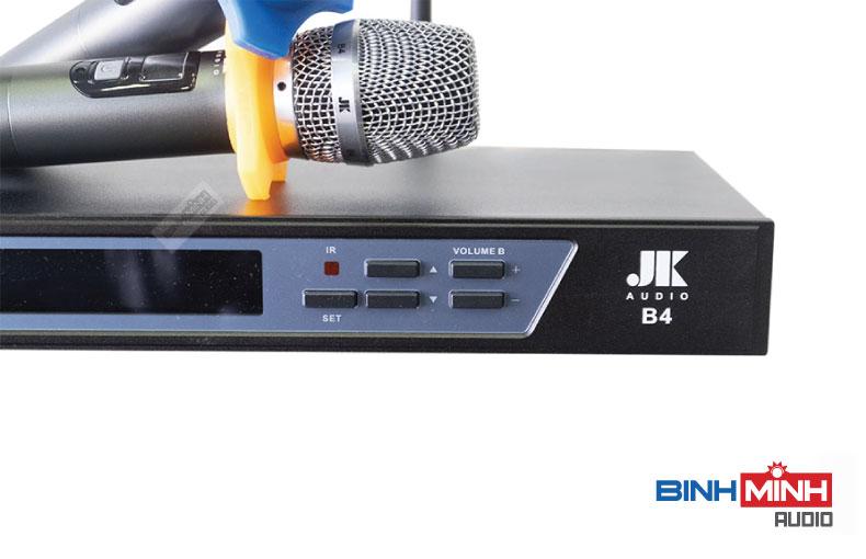 Micro khong day JK B6