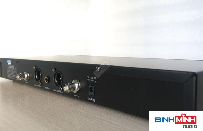 Cổng kết nối micro KBS C2018H
