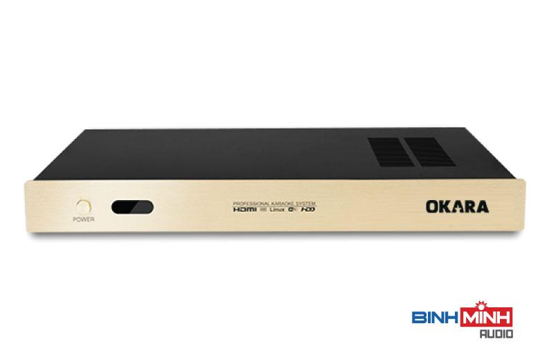 Đầu Karaoke Okara M10 6TB