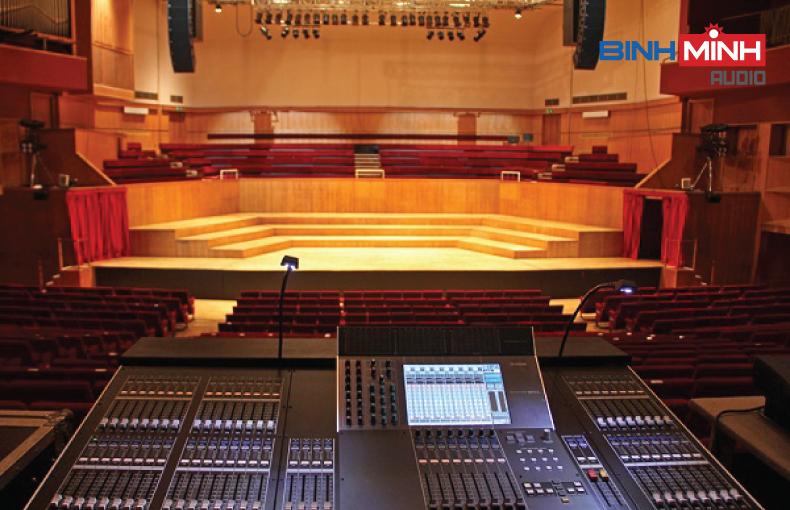 Lắp đặt dàn âm thanh hội trường tại Bắc Ninh