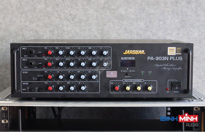 Amply Karaoke Jarguar 203N Plus Bluetooth