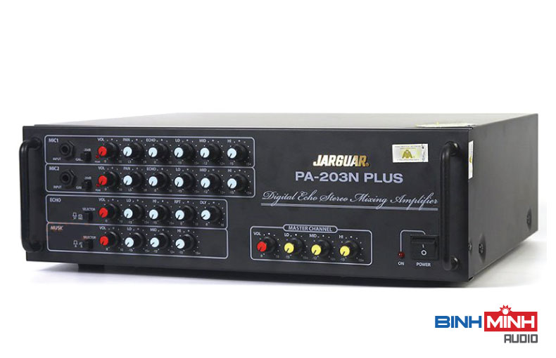 Amply karaoke Jarguar 203N Plus