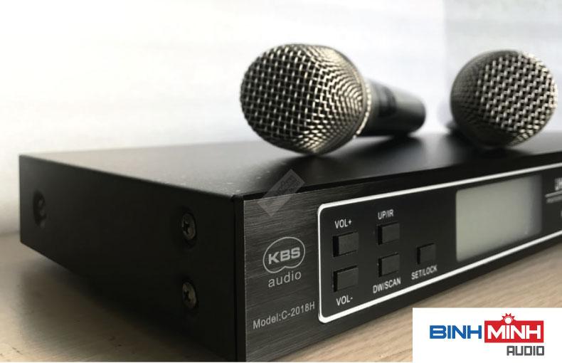 Micro không dây KBS C2018H
