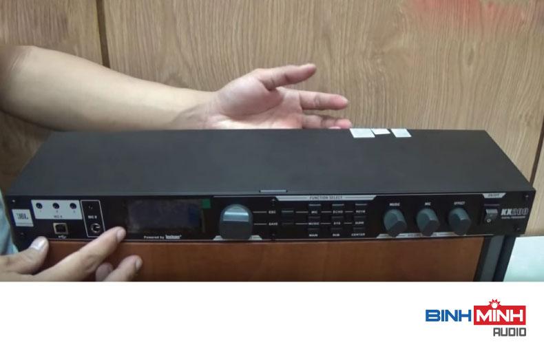 Vang số JBL KX 200