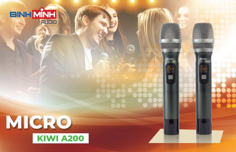 Micro Kiwi A200