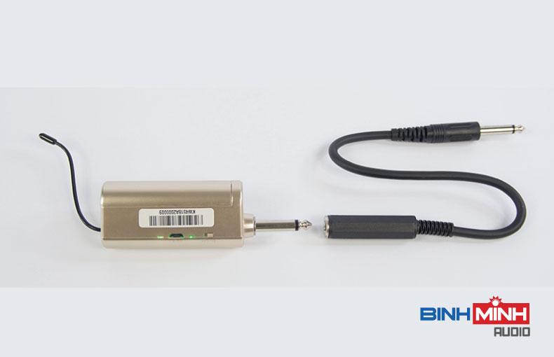 Đầu nhận micro Kiwi A200