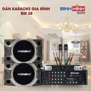 Dàn Karaoke Gia Đình BM 38