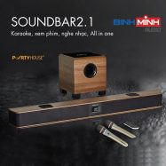 Dàn Karaoke Chung Cư BM 01