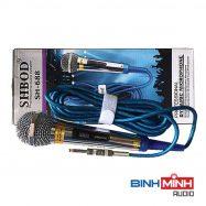 Micro có dây SHBOD SH688
