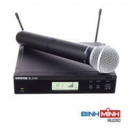 Micro không dây Shure BLX24RA/PG58