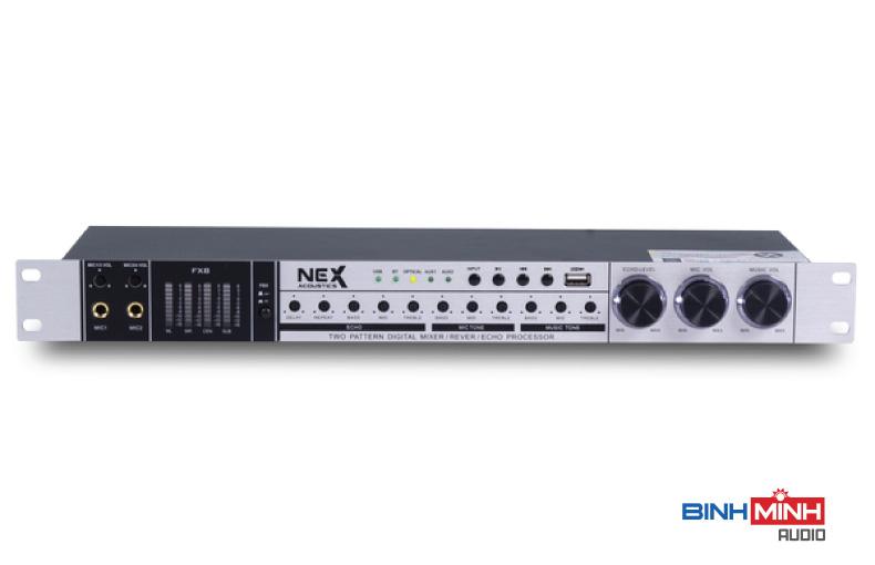 Vang cơ Nex Acoustic Fx8 chính hãng