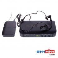 Micro không dây đeo tai Shure BLX14A/P31