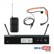 Micro không dây đeo tai Shure BLX14RA/SM31